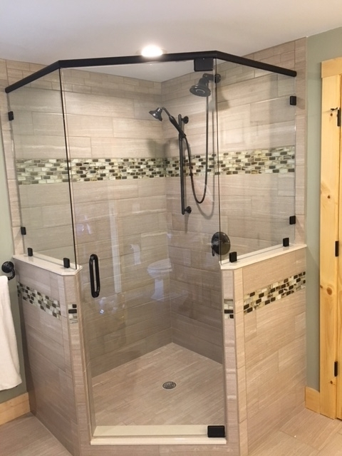 Frameless Showers J R Glass
