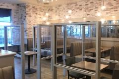 Bar & Restaurant  Safety Shield