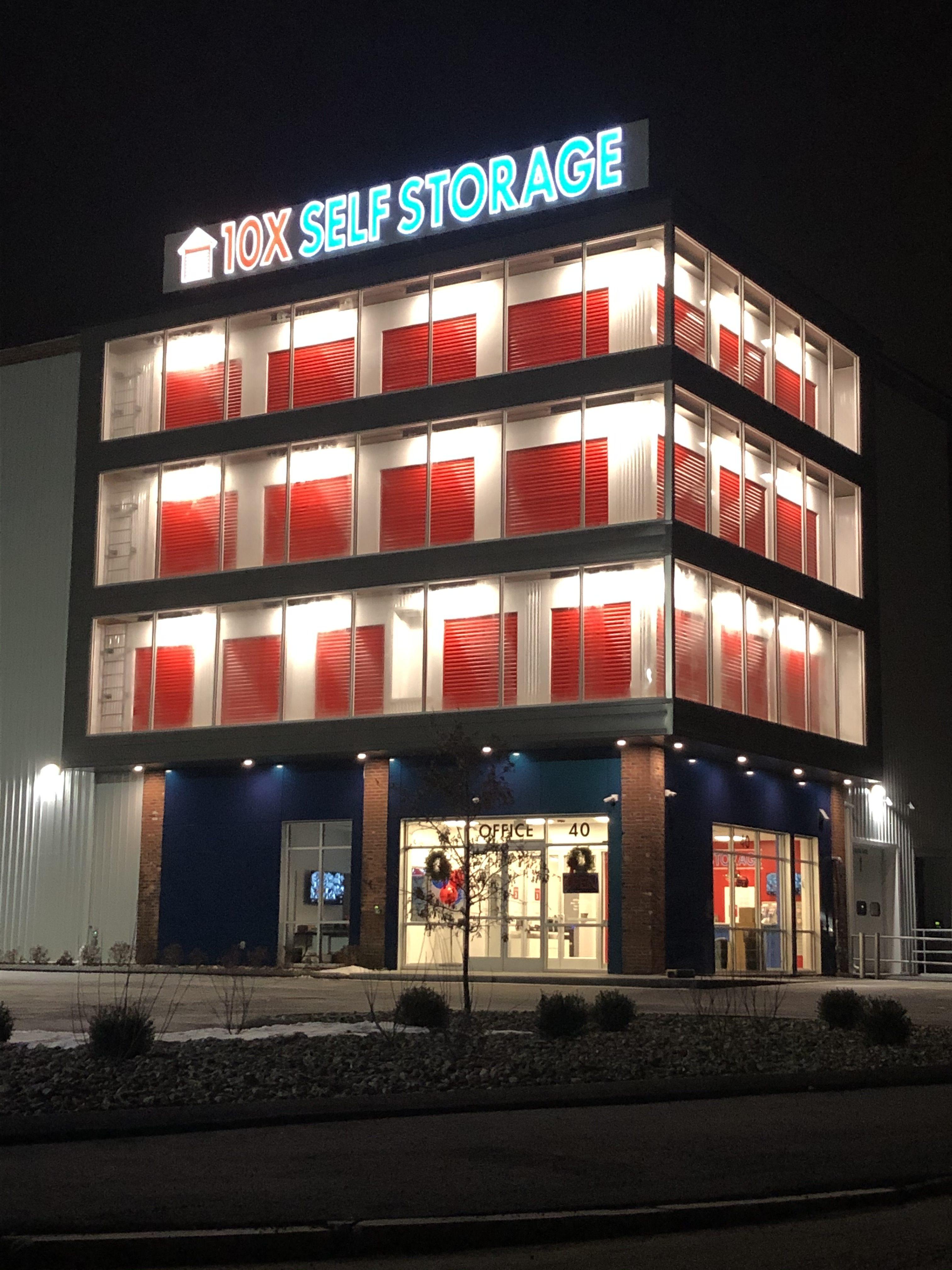 Worcester Self Storage