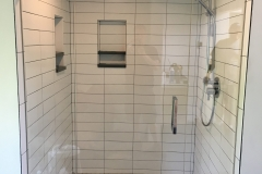 This is a steam shower