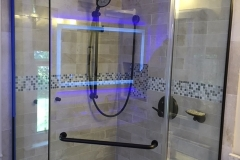 Neo Angle Shower Enclosure 2